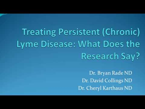 Chronic Lyme: What Does the Research Say?