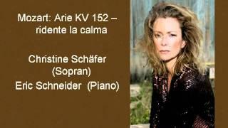 Mozart: Ridente la calma, KV 152 (Arie)
