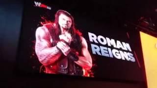 WWE 2K15 Roman Reigns Confirmed
