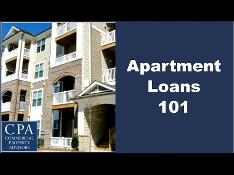 Apartment Building Loans apartment loans 101 - youtube