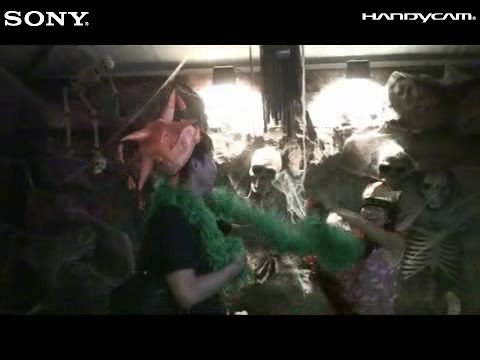 Sony X Ocean Park Halloween 2008 (01/10  08:12PM)