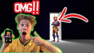 Do Not Call The *NEW* Beef Boss Skin From Fortnite!!! *OH MY GOD HE ANSWERED*
