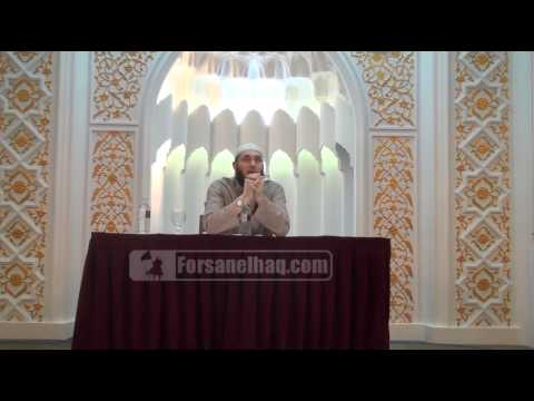 Being A Muslim & Its Challenges by Dr. Muhammad Salah