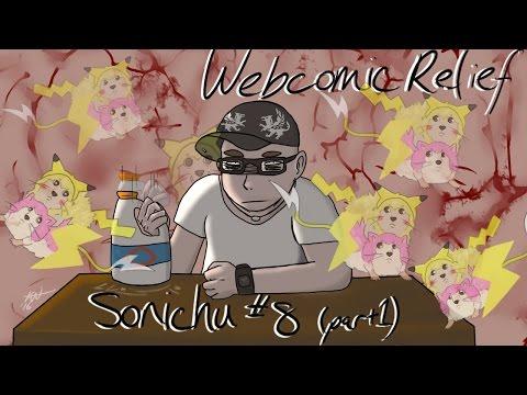 The Webcomic Relief - S1E21: Sonichu #8 Part 1