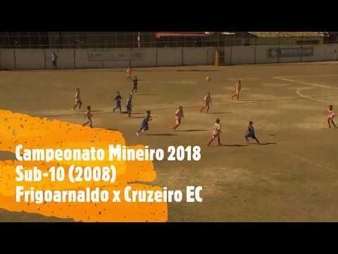 IMEF 09 09 2018 Sub-10   Frigoarnaldo x Cruzeiro