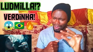 Baixar African reacts to Ludmilla_Verdinha_(Official Music Video) 🇧🇷🇧🇷🔥🗺#firstimpressionreaction