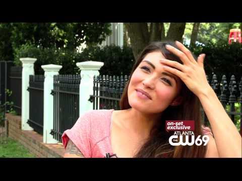 Daniella Pineda Interview