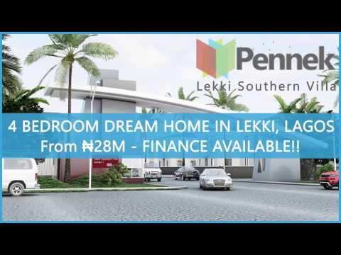 Nigeria Properties: Dream Homes From N28m, Lekki, Lagos by Pennek