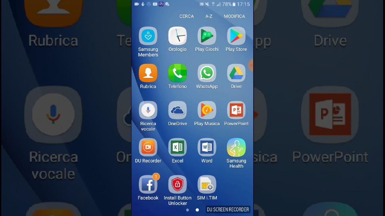 Problema Android Overlay Schermo Rilevato Risolto Youtube
