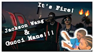 Jackson Wang 王嘉爾 ft. Gucci Mane 'Different Game' Official M/V REACTION Video
