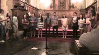 """""""Smash (into you)"""" (a cappella) by the Williams Street Mix, 5/3/13"""