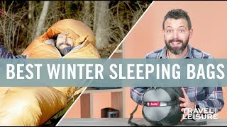 Best Cold Weather Sleeping Bags | Travel Essentials | Travel + Leisure