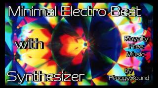 Optimism - Minimal Electro Beat with Synthesizer - Royalty Free Music istockphoto
