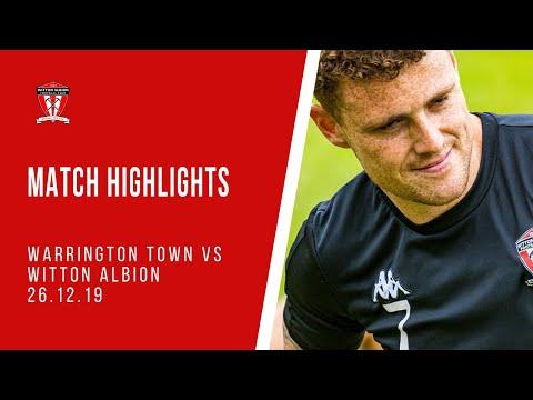 Warrington Witton Goals And Highlights
