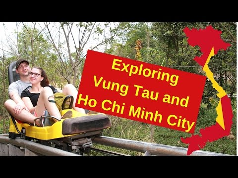 Short trip to Ho Chi Minh City and Vung Tau in Vietnam