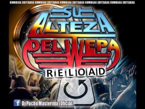 CUMBIAS EDITADAS MIX PARTE 1 - DJ PUCHO MASTERMIX - Kumbias Con Wepa