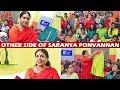 Saranya Ponvannan's real love - Exclusive Interview   WE Magazine