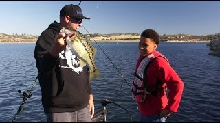 Bass Trout And Panfish Derby IF Mas 2016