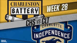 Charleston Battery vs Charlotte Independence: September 19, 2018