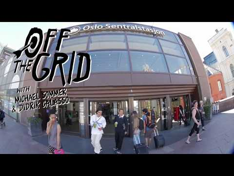 Michael Sommer & Didrik Galasso  Off The Grid