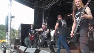 EXTREME NOISE TERROR - Live at Motocultor Festival 2013