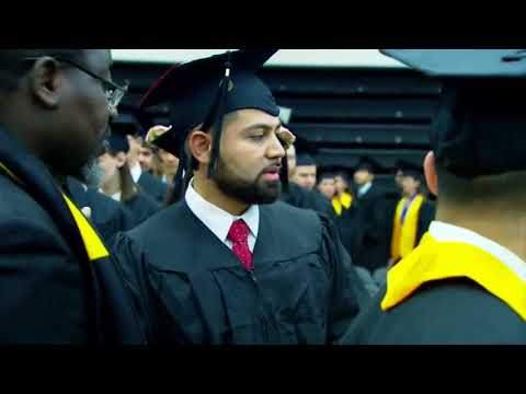UMBC Winter 2017 Undergraduate Commencement Ceremony