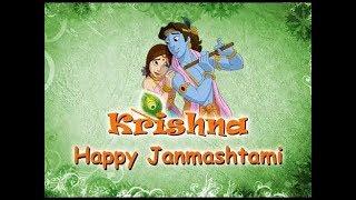 Happy Sri Krishna Janmashtami ..