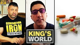 The Dark Side Of Drugs & Bodybuilding | Ameen Alai Interview (Part 2) | King's World