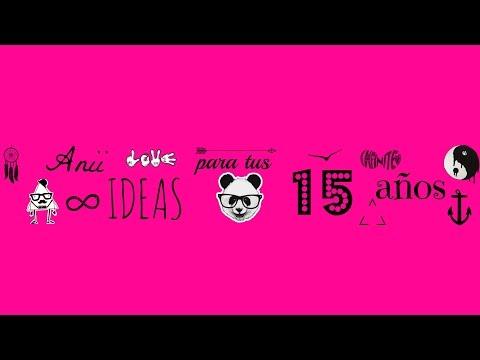 Música para 15 Años (Entrada o Video ) - Anii Ideas