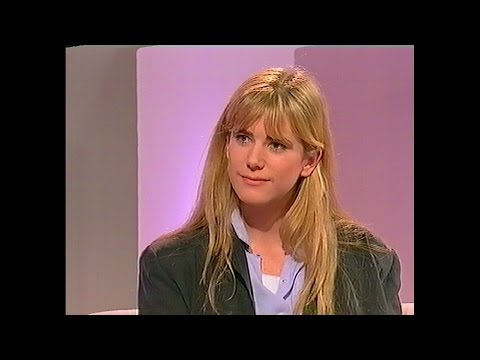 Imogen Stubbs  Pebble Mill, 8th January 1993