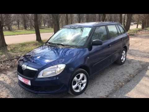 Skoda Fabia Combi 1.6tdi. 66kw |Авто из Германии | Короткий осмотр от Автоимпорт