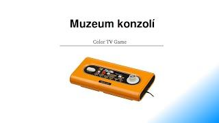 Muzeum konzolí #2: CoĮor TV Game