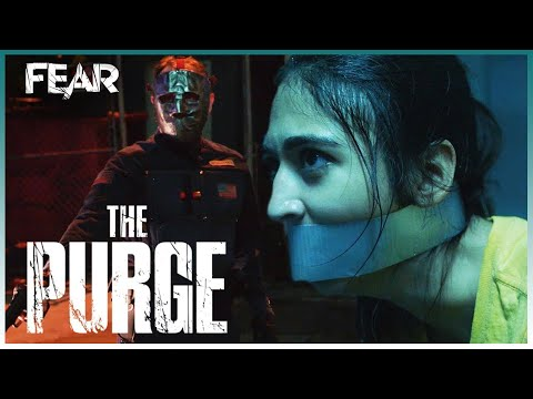 Joe Takes Penelope Hostage | The Purge (TV Series)
