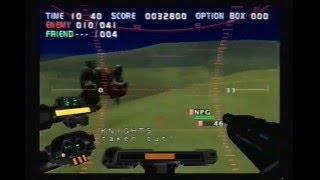 Gungriffon Blaze: Night, Type-9, Massive long range kills