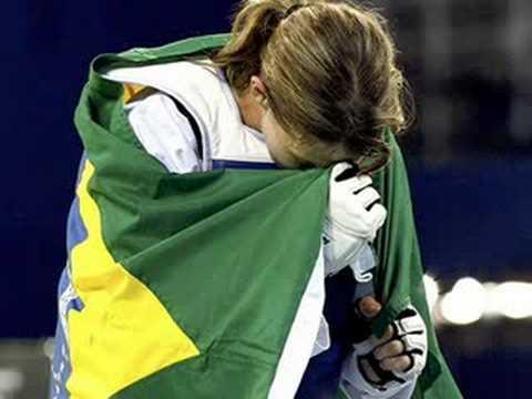 Jogos Olímpicos de Pequim - Tributo aos Atletas do Brasil