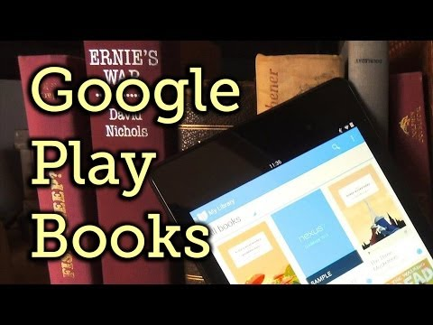 Upload eBooks (ePUB + PDF) to Your Nexus 7 Using Google Play Books [How-To]