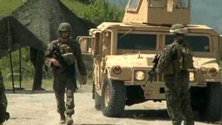 CALFEX 2011 - U.S. and Filipino Marine Military Exercises
