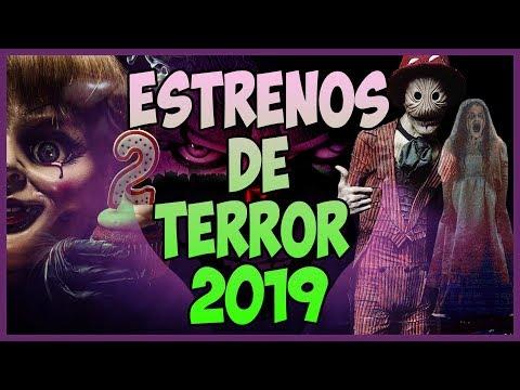 Próximas Películas de TERROR 2019 | Especial Halloween - Top Cinema
