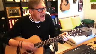 the kinks - sunny afternoon - acoustic guitar unplugged rendition