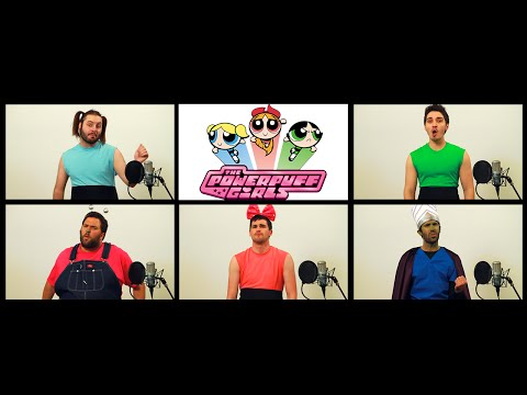 POWERPUFF GIRLS THEME! Ft Dodger of PressHeartToContinue