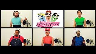 Repeat youtube video POWERPUFF GIRLS THEME! (Ft. Dodger of PressHeartToContinue)