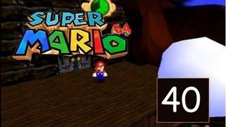 Super Mario 64 - Big Boos Haunt - Big Boos Balcony - 40/120