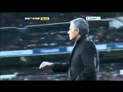 اهداف ريال مدريد 5 - 1 مورسيا كاس ملك اسبانيا2