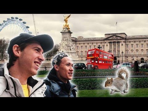 LONDONI KALANDOK (1. rész) | VLOG #046