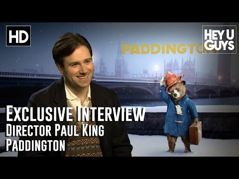 Director Paul King   Paddington