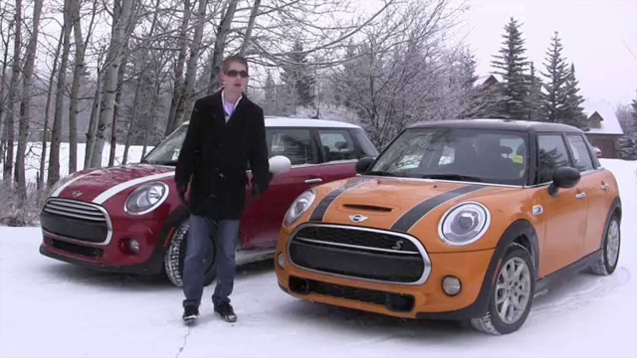 & Mini 5-Doors Review: Cooper vs Cooper S - The Tvo Show - YouTube