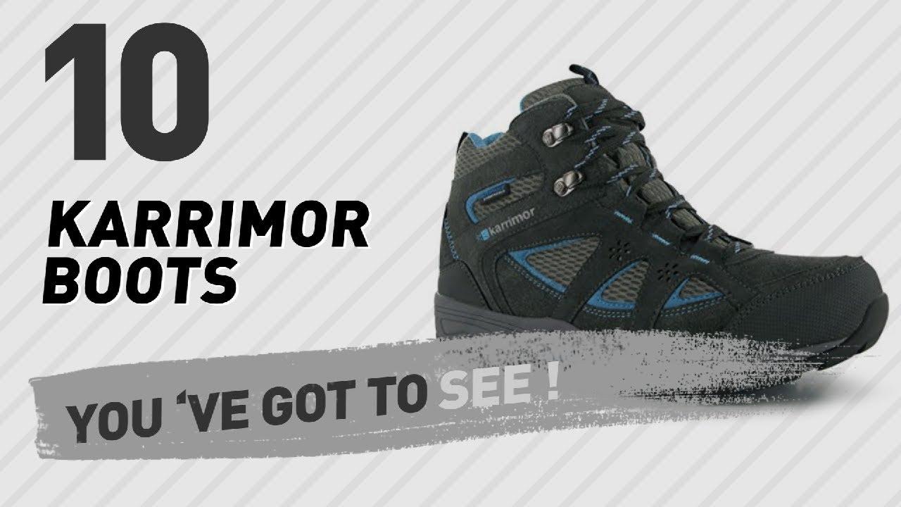 2ab67862f261 Karrimor Boots For Women // New & Popular 2017 - YouTube