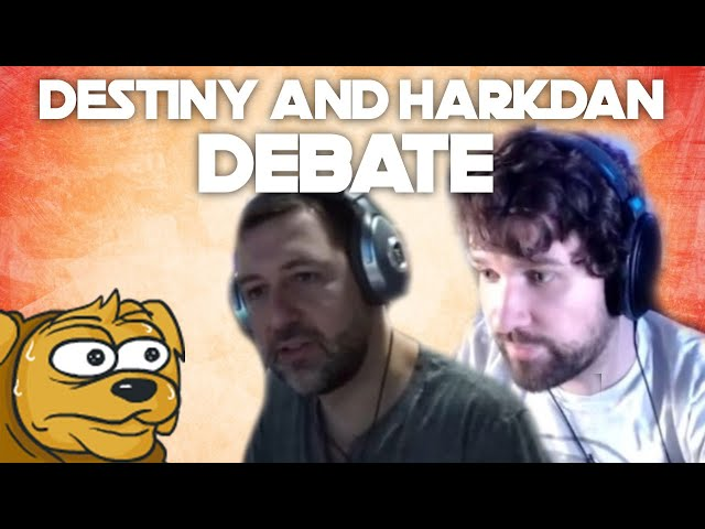 Destiny and Harkdan DEBATE the Serfs (on CEO pay)