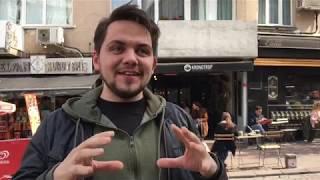 Стамбул и Каппадокия: худший кофе в мире, косоглазый кот и воздушные шары