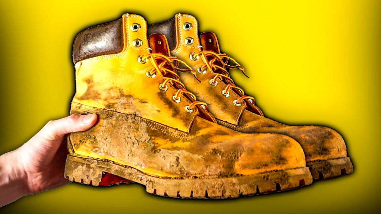 produit pour chaussure timberland